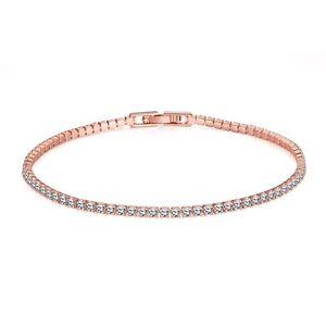 18K-Rose-gold-GF-1CWT-Lab-Created-Diamond-Tennis-Solid-women-bracelet-8-inch-039