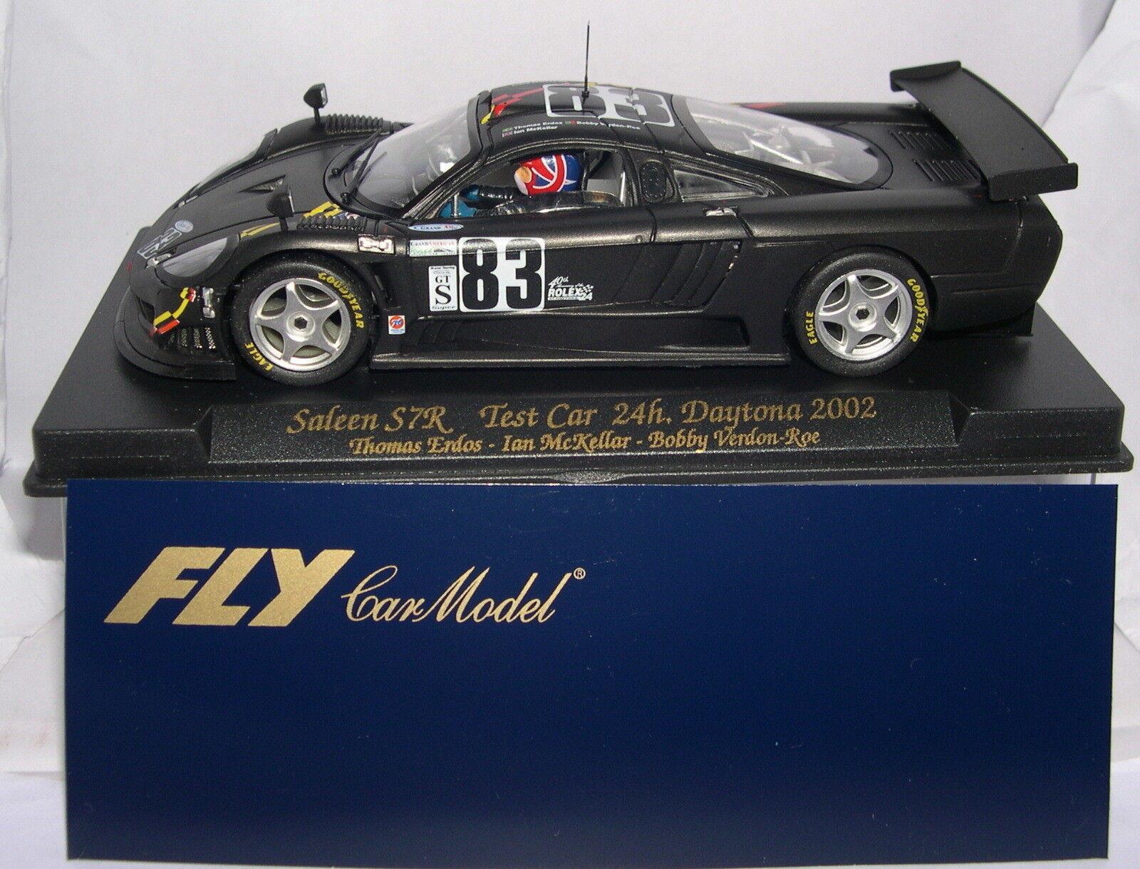 punti vendita Fly 96002 E261SALEEN S7R Test auto auto auto  83 24H Daytona Miniauto 2002 Limit.ed MB  consegna veloce
