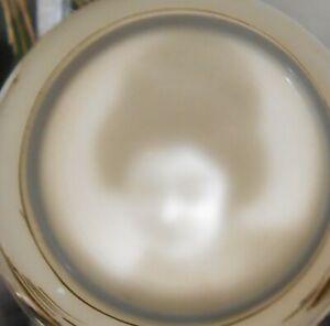 Kutani-China-Porcelain-Gold-Countryside-Lithopane-Geisha-Demitasse-Cup-amp-Saucer