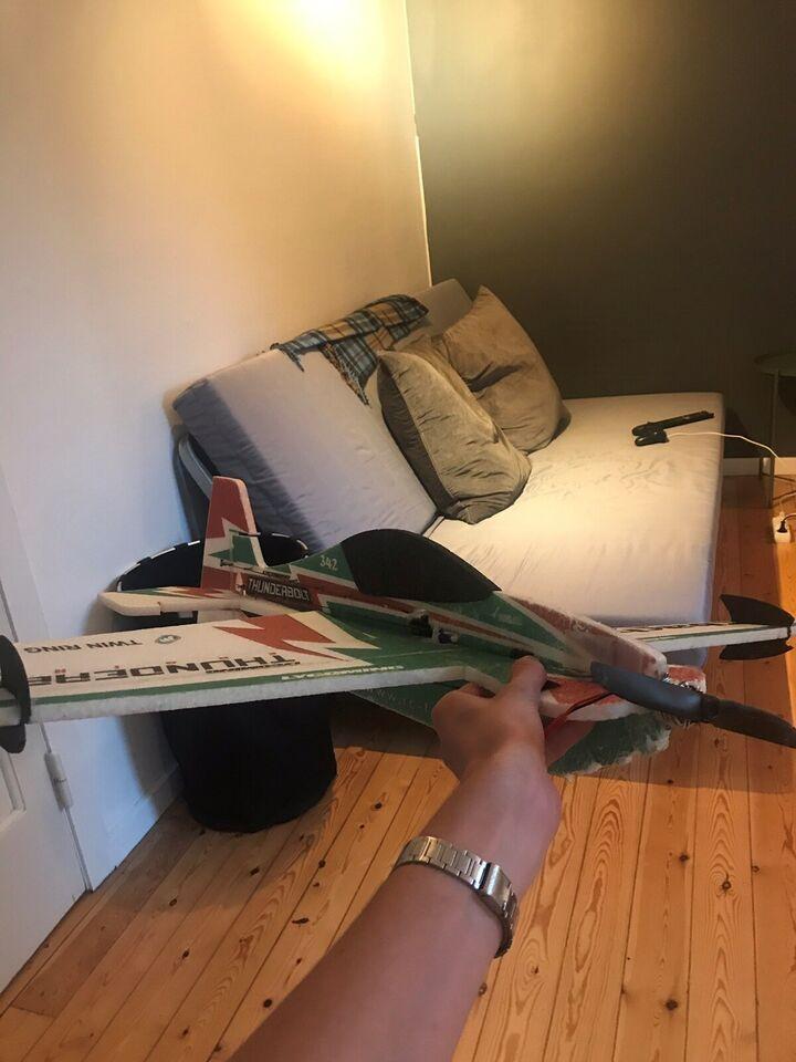 Fjernstyret fly