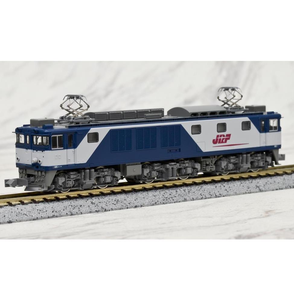 Kato 3024-1 Electric Locomotive EF64-1000 JFR - N
