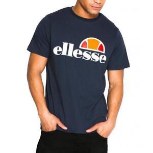 f71dc247 Details about Ellesse Men's T Shirt Logo Prado Navy Blue