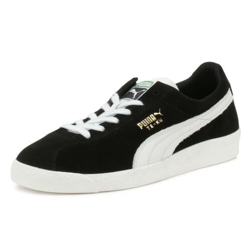 para deporte Puma Black Te Shoes Zapatillas de Sport Casual ku Suede hombre Up Lace Prime wqqBtE