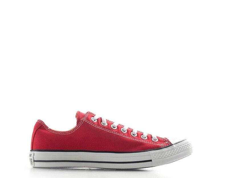 Schuhe CONVERSE Mann rot Stoff M9696U         Queensland    Erste Gruppe von Kunden