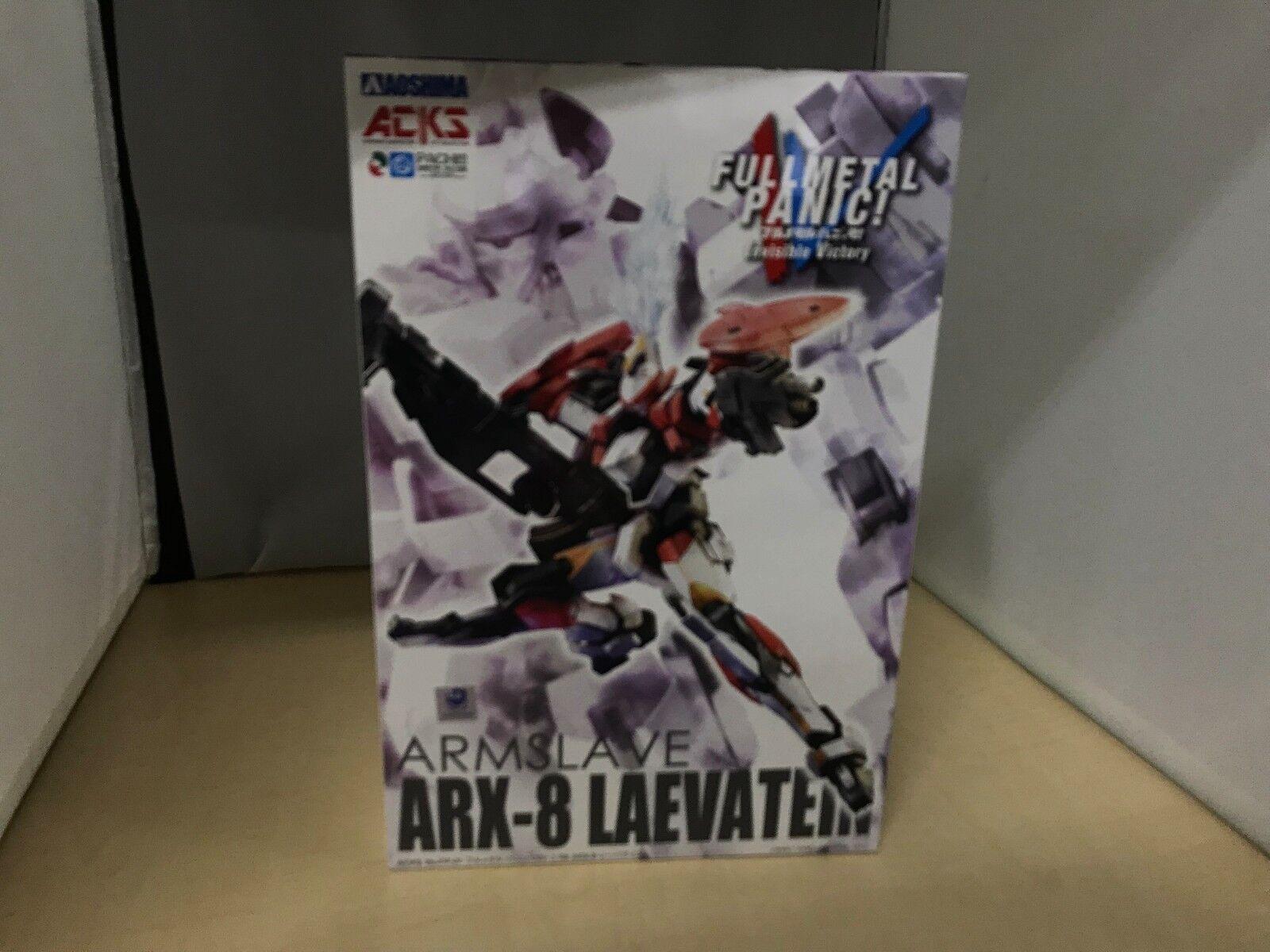 Aoshima Bunka Kyozai Full Metal Panic IV ARX-8 Laevatein 1/48 Scale