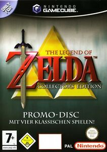 GameCube-Nintendo-GameCube-The-Legend-of-Zelda-Collector-039-s-Edition
