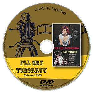I-039-ll-Cry-Tomorrow-1955-DVD-Film-Susan-Hayward-Biography-Drama-Music-Film-Noir