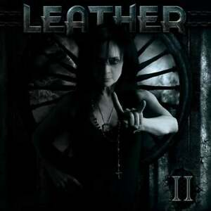 LEATHER-II-CD-11-tracks-FACTORY-SEALED-NEW-2018-Divebomb-USA-CHASTAIN-Leone