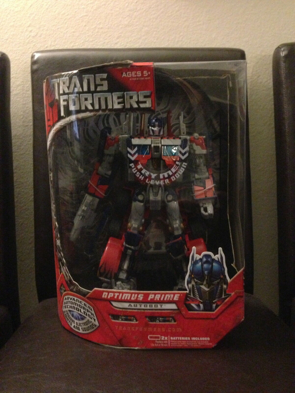 Tranformers the the the Movie Optimus Prime Figure 66ed53