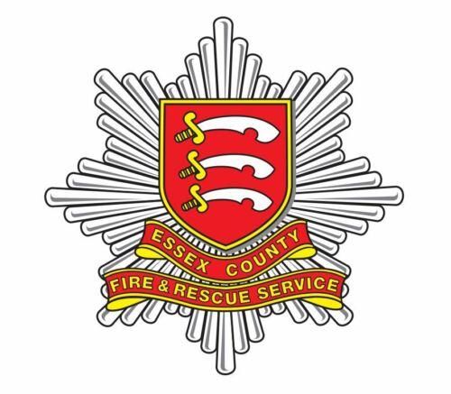 Essex County Fire Dept Sticker Decal R858