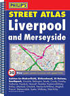 Philip's Street Atlas Liverpool and Merseyside by Octopus Publishing Group (Spiral bound, 2007)