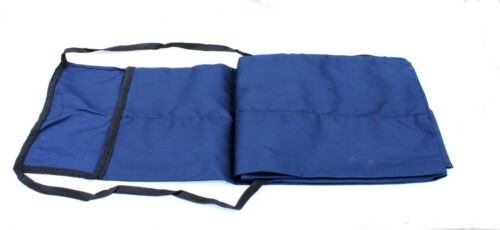 Waterline 11ft 2 section cloth Rod bag for Sea feeder match leger Spin fly rods
