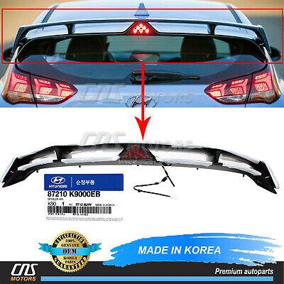 Rear Genuine Hyundai 87211-2C000 Spoiler