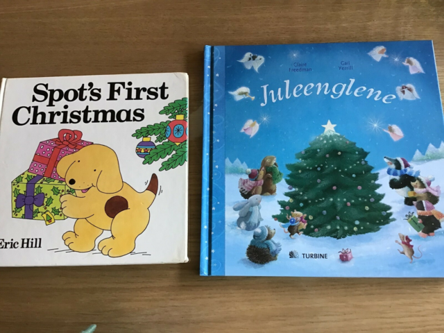 Spot's First Christmas, Eric Hill, Super fin Plet julebog,…