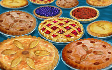 Pies Cookbook, 2,053 Recipes Giant Collection, eBook in PDF on CD FREE SHIPPING