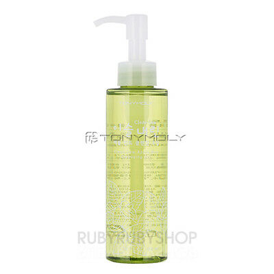 [TONYMOLY] Clean Dew Apple Mint Cleansing Oil - 150ml