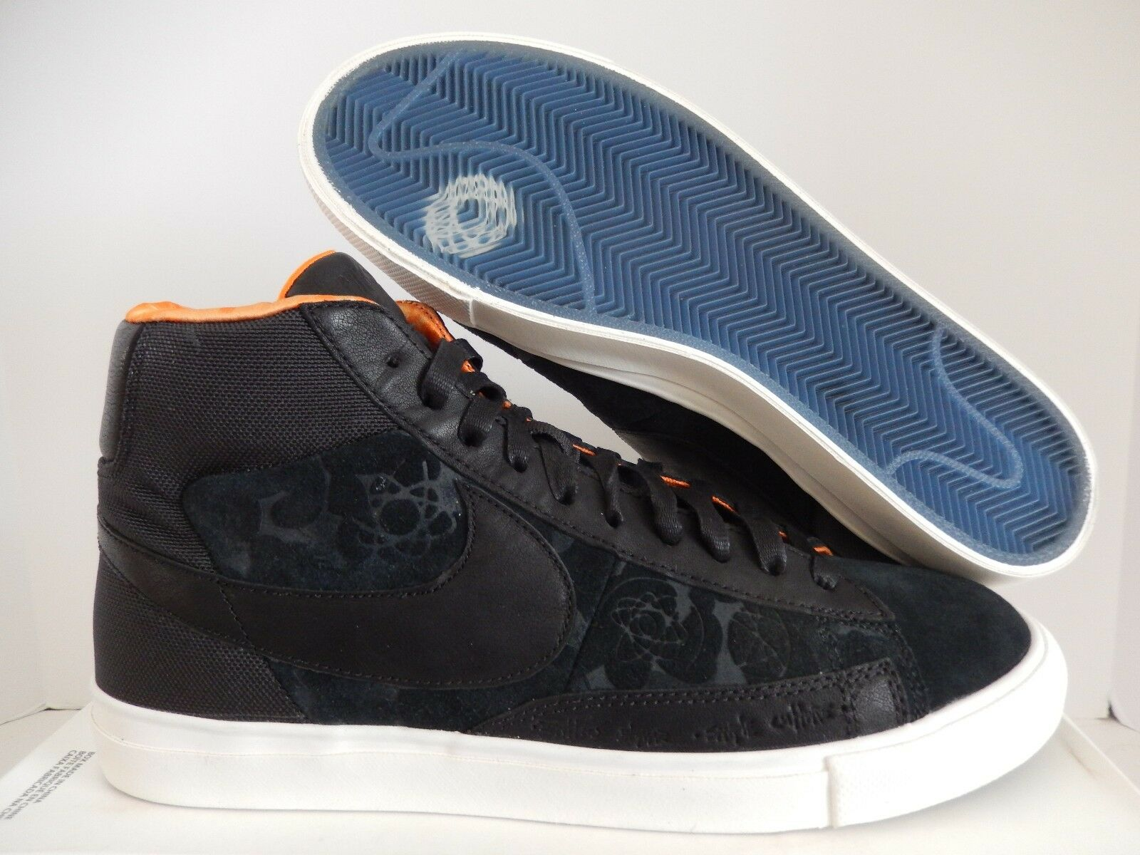 Nike blazer - sp / mowax nero-copper flash quickstrike!! sz 9,5 - 718768-008] quickstrike!! flash c515a6