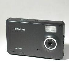 Hitachi HDC-991EP 9.0MP Digital Camera - Black