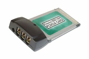 PCMCIA-Adapter-Firewire-IEEE1394-3port-c248