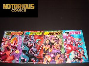 Batman and the Signal 1-3 Complete Comic Lot Run Set DC Comics Scott Snyder