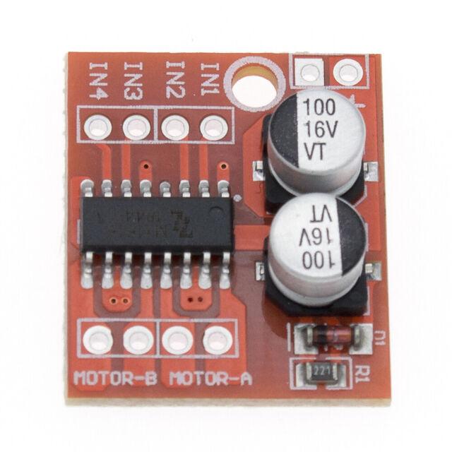 DC Reversing Speed Dual Stepper L298N Drive Module 2 Channel Motor