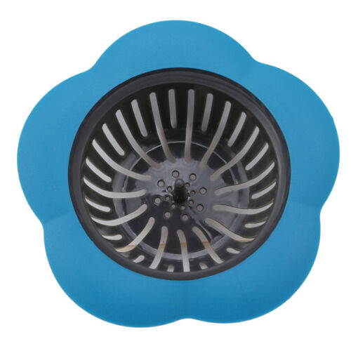 Kitchen Floor Drain Hair Stopper Bath Shower Catcher Sink Strainer Filter Z
