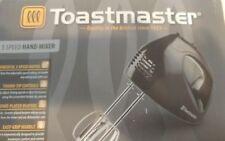 TOASTMASTER 5-SPEED HAND MIXER TM-108HMKL NEW