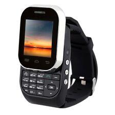 Smart watch ken xin da w1 dual sim tastiera radio fm fotocamera colore bianco