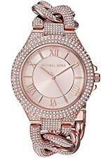 5909d488ce14 item 4 Michael Kors Camille Pavé Analog Bracelet Stainless-Steel Watch  MK3821 Rose Gold -Michael Kors Camille Pavé Analog Bracelet Stainless-Steel  Watch ...