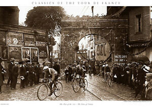 Tour de France GATES OF VERDUN...