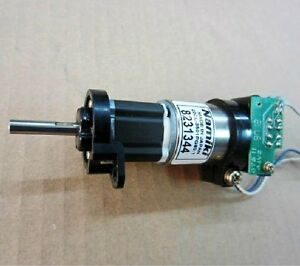 1 pc namiki dc servo hollow cup gear motor 12 v 120 turn for Dc servo motor with encoder