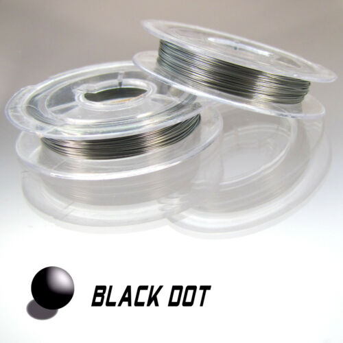 Kupferdraht Silber Schmuckdraht Rolle 0,30mm x 10m Basteldraht