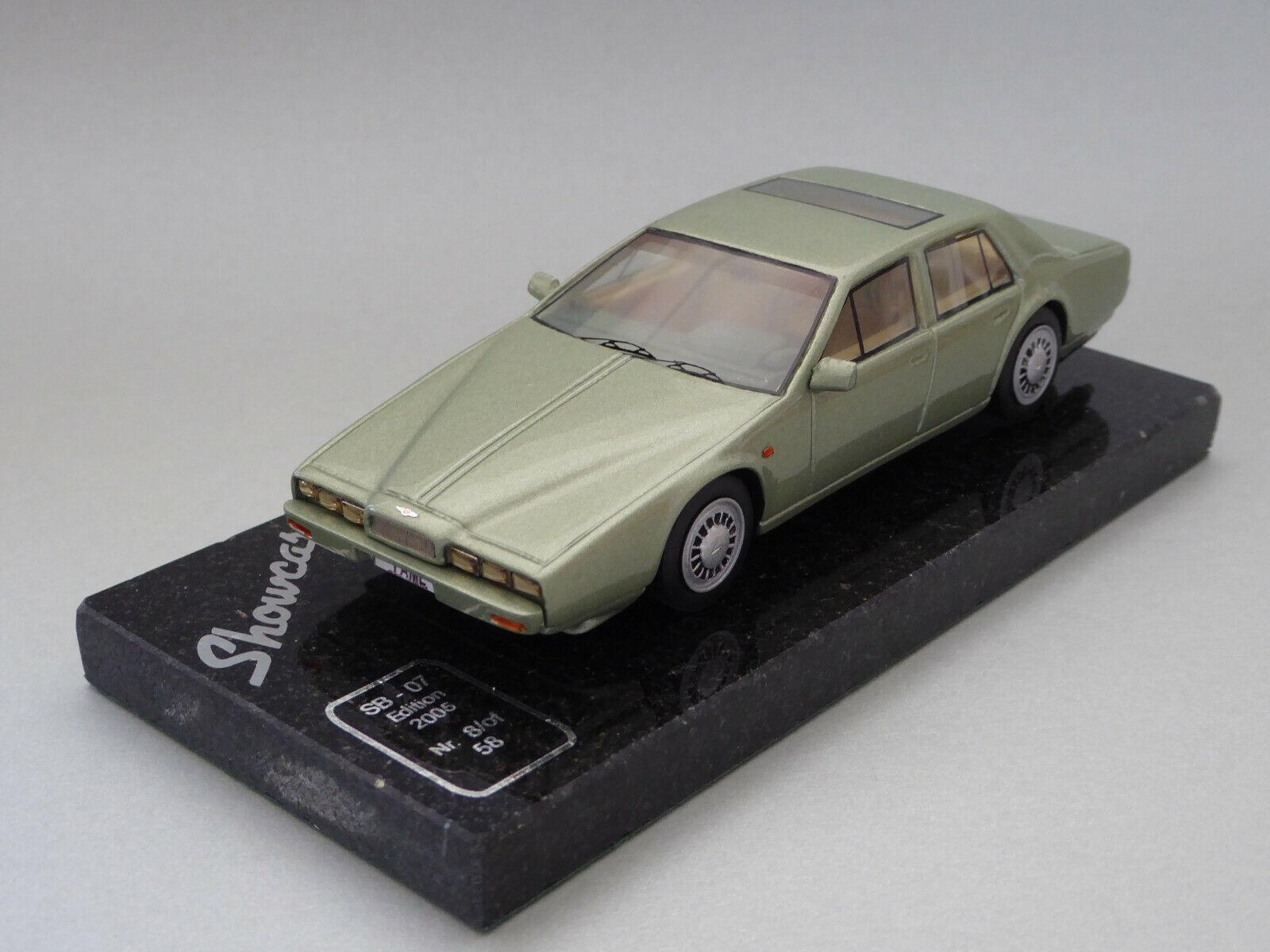 Showcase 07 Aston Martin Lagonda V8 Series 4 '87 n Heco Provence Moulage 1 43
