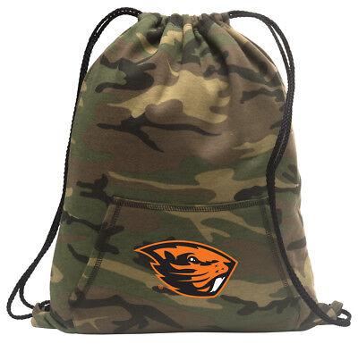 BIG LOGO NEW NCAA tote Arkansas Back Pack//Sack Drawstring Bag Backpack