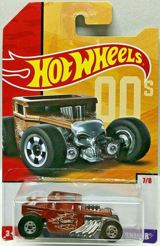Hot Wheels 2019 Throwback Series BONE SHAKER 7//8