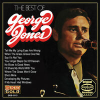 George Jones - Best Of George Jones [new Cd] on Sale