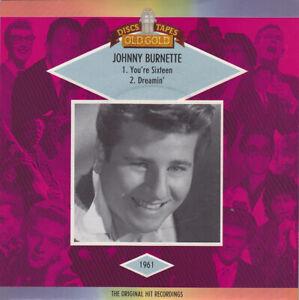 JOHNNY-BURNETTE-You-039-re-Sixteen-Dreamin-039-7-034-45