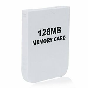 New-128MB-Memory-Card-for-the-Nintendo-Gamecube-and-Wii-128-MB-Free-Shipping