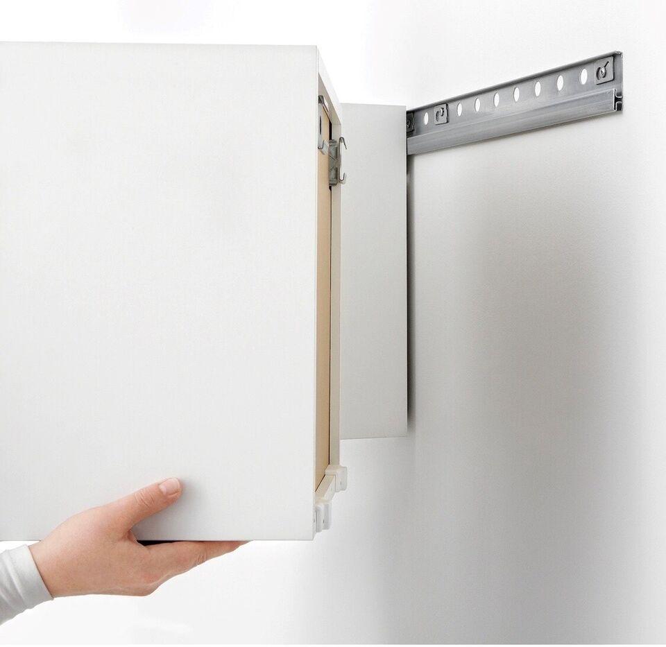 Metode vægskinner, Ikea