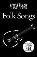 Little Black Songbook Of Folk Songs Sheet Music Lyrics Chord Symbols T 014019184