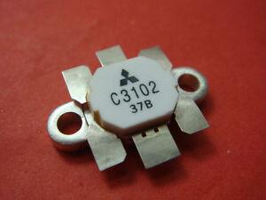 RF POWER TRANSISTOR 1X 2SC3102 NPN EPITAXIAL PLANAR TYPE 2SC3102