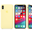 Para-Apple-iPhone-XS-Max-XR-6-7-de-8-PLUS-de-silicona-suave-cubierta-estuche-original-de-Fabricante miniatura 18