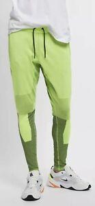 special sales hot sales picked up Details about Nike Sportswear Tech Pack Jogger Pants Men's Sz XL  (AR1589-702) Volt/Black NSW