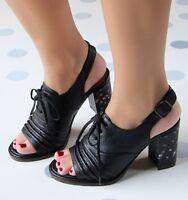 Chie Mihara Shoes Urista Slingback Sandal Heels Pump 40
