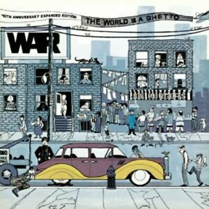 War - The World Is A Ghetto: 40th Anniversary Expanded Edition [New CD