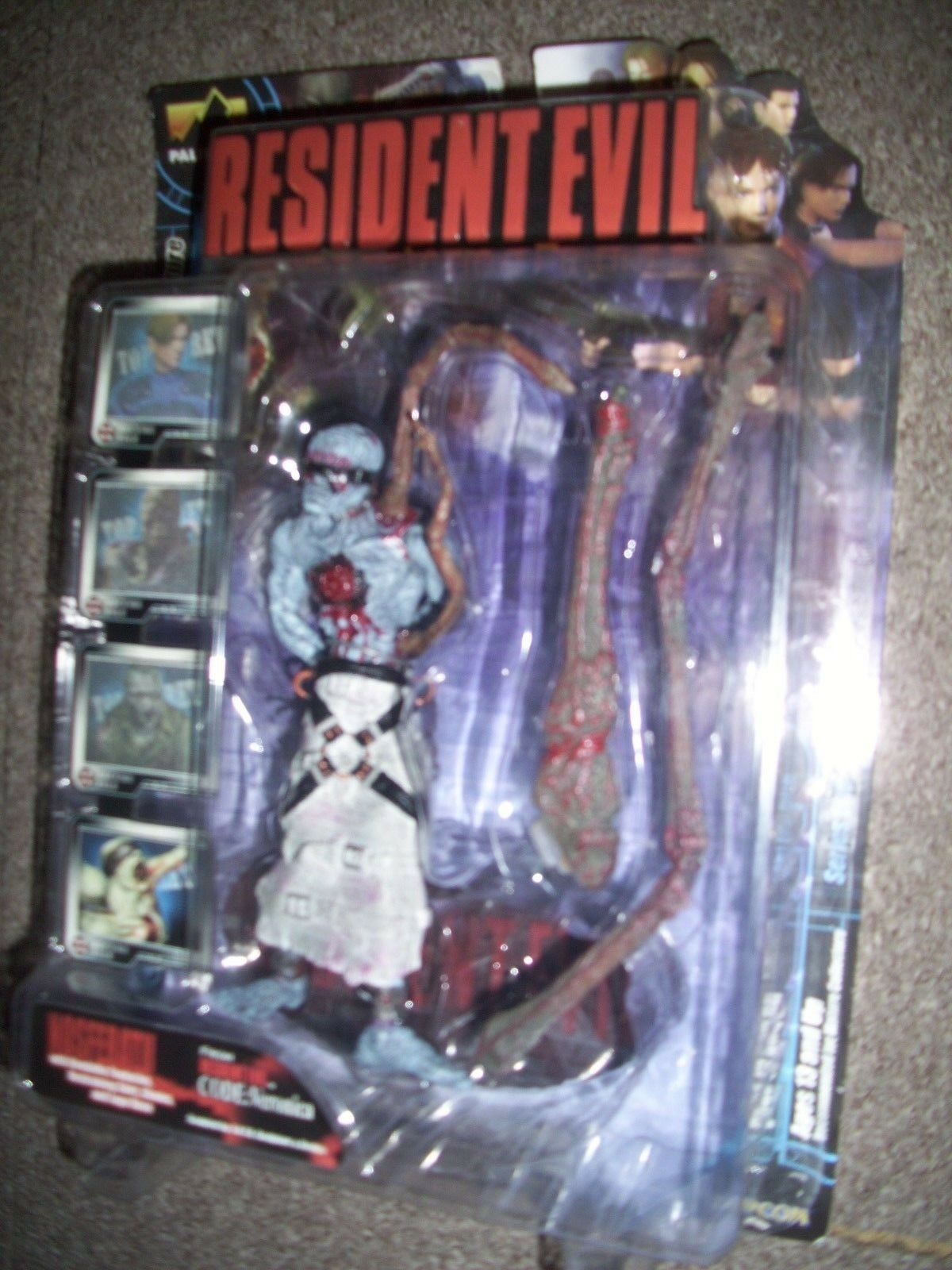 Palisades resident  evil Nosferatu Figure  grand choix