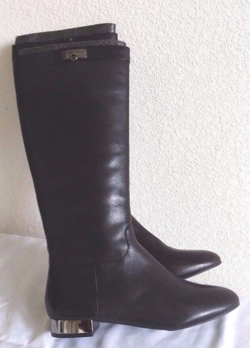NEU Antonio Melani Joan001 Leder boots. sz9. RT159