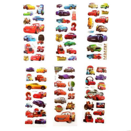 Disney Pixar Cars 2 autres caractères Metal Toy Car 1:55 Diecast Modèle Enfant Cadeaux