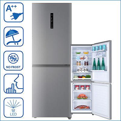 Kühlschrank Kühl-Gefrierkombination A++ Haier C3FE-732CSJ Ciller Zone No Frost