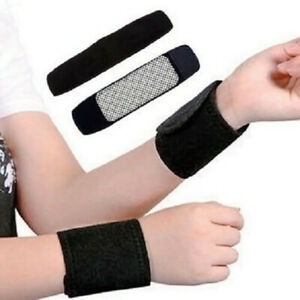 Self-Heating-Wrist-Pad-Magnetic-Thermal-Therapy-Support-Protector-Fresh-Tool